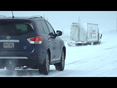 12-30-2019 Sioux Falls, SD - Multiple Semi And Vehicle Slide-Offs I-90 Whiteout