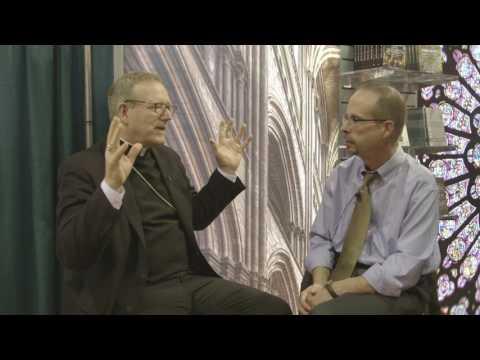 John Allen interview Bishop Robert Barron