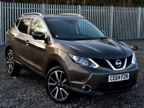 Nissan Juke Tekna >> Wessex Garages | Used Next Generation Nissan Qashqai at Hadfield Road, Cardiff | CE64FZN - YouTube
