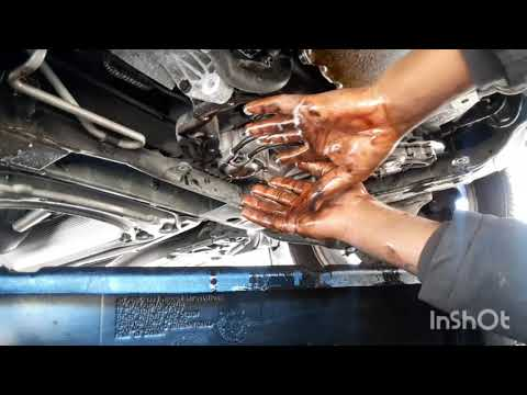 How to repair a slipping transmission Volvo