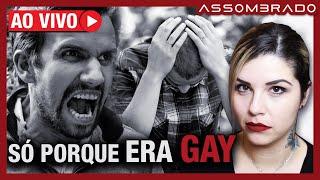 """ELE REVELOU QUE ERA GAY, MAS O PAI DISSE: """"PREFIRO UM FILHO MORTO DO QUE UM FILHO GAY"""". MUITO TRISTE"""