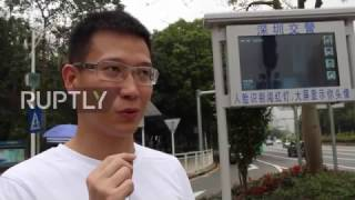 A new device, dubbed the 'Electronic Police' has been installed at ...