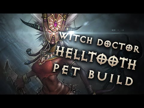 Best Witch Doctor Build For Greater Rifts