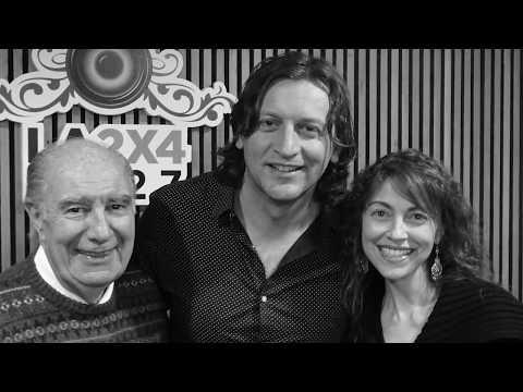 """<h3 class=""""list-group-item-title"""">Jorge Vázquez visitó a Anselmo Marini en La2x4</h3>"""