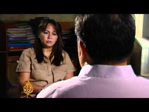 Philippine maids pay high price