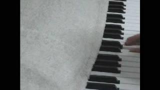 周杰伦 Jay,袁詠琳 Cindy - 画沙 (鋼琴版) piano by Gaius