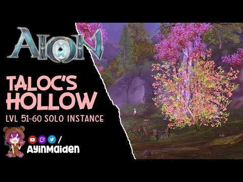 ★ Aion ★ - Solo Instance Guide - Taloc's Hollow