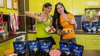 Худеем вкусно- Протеиновый зефир! Зинаида Руденко и Анастасия Авдеева.