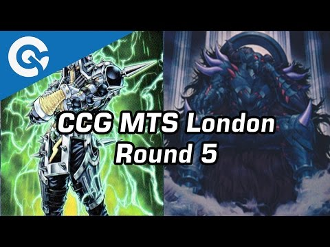 CCG: MTS London Round 5 Psy Frame vs Domain Monarch