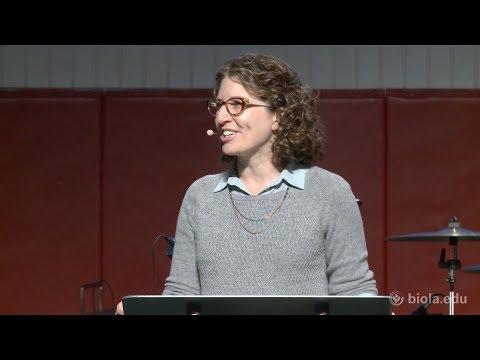 Lisa Igram: Walking in Unity as One Body [Undergraduate Chapel]