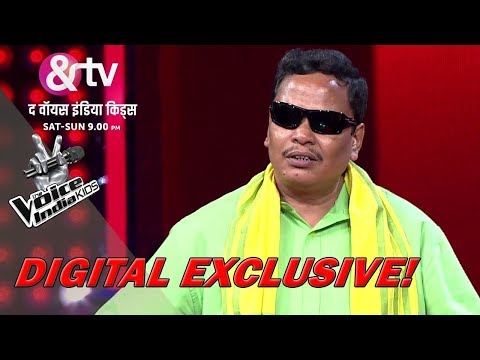 Neelanjana's Dad Shows His Acting Talent | Moments | The Voice India Kids - Season 2