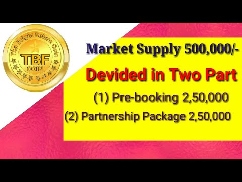 Partnership Package Plan kya hai | TBF COIN | Indian Crypto Currency