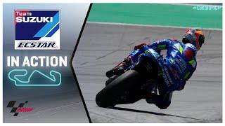 homepage tile video photo for Suzuki in action: Gran Premi Monster Energy de Catalunya