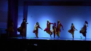 Pure Bhangra @ Heriot Watt Ethnic Day 2014 Performance thumbnail