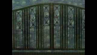 Grille Door Wrought Iron Main Gate Design 2012