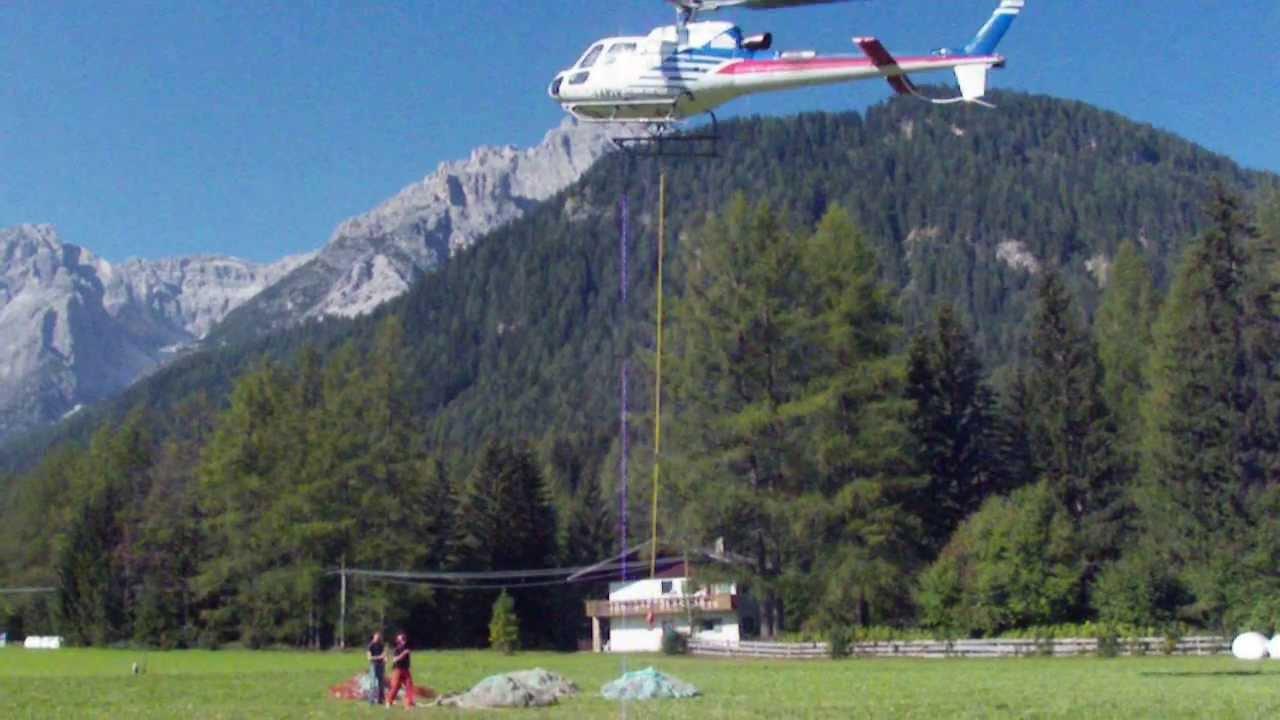 Air Service Center Cortina.Air Service Center Drei Zinnen Alpinmarathon Youtube