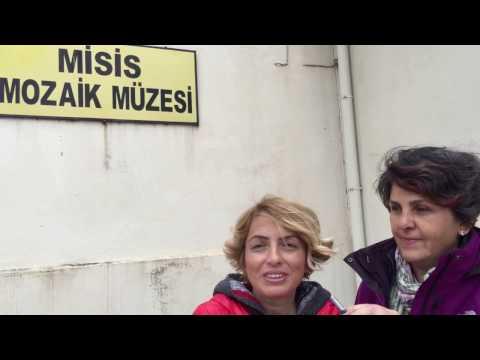 Adana Misis Mozaik Muzesi