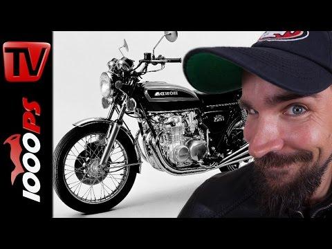 KOTs Klassiker 5: Honda CB 500 Four K