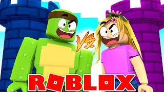 Roblox - TOWER DEFENSE - (ADDICTIVE GAME)w/ LittleKelly & Sharky