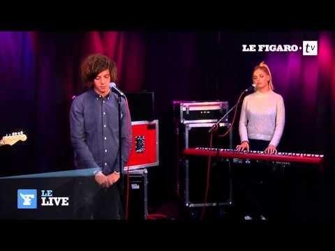 London Grammar - Interlude - Le Live