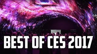 Top 5 Tech from CES 2017