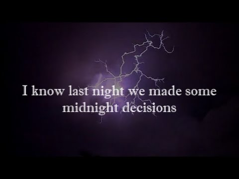Midnight Decisions Sia-Lyrics