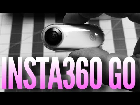 Insta360 Go Unbox and Setup Tutorial thumbnail