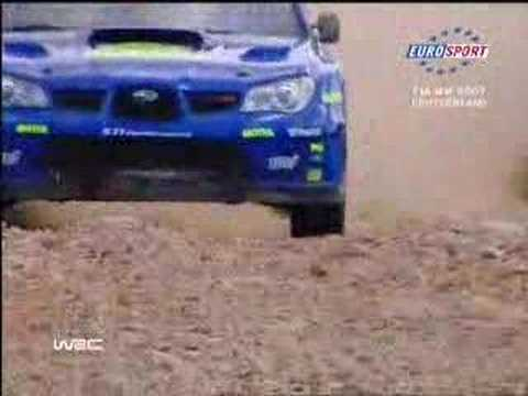 WRC Rally Greece 2007 - SUBARU Highlights Day 1