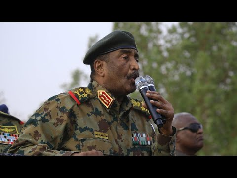 Khartoum crowds celebrate Sudan's transition to civilian rule