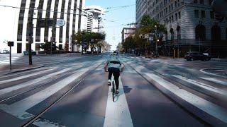 SF Bike Race - DASH 4 THE CASH 2020