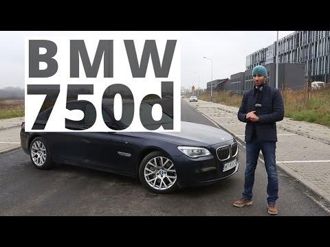 BMW 750d xDrive 381 KM, 2014 [PL/ENG] - test AutoCentrum.pl #148