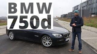 BMW 750d xDrive 381 KM, 2014 - test AutoCentrum.pl #148