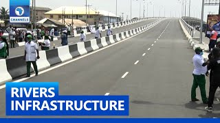 Governor Wike Commissions Okoro Nu Odo Flyover | LIVE EVENT
