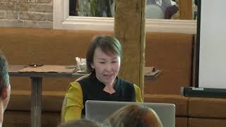 Л. О. Захарова: Раннее обучение иностранному языку в условиях кочевья
