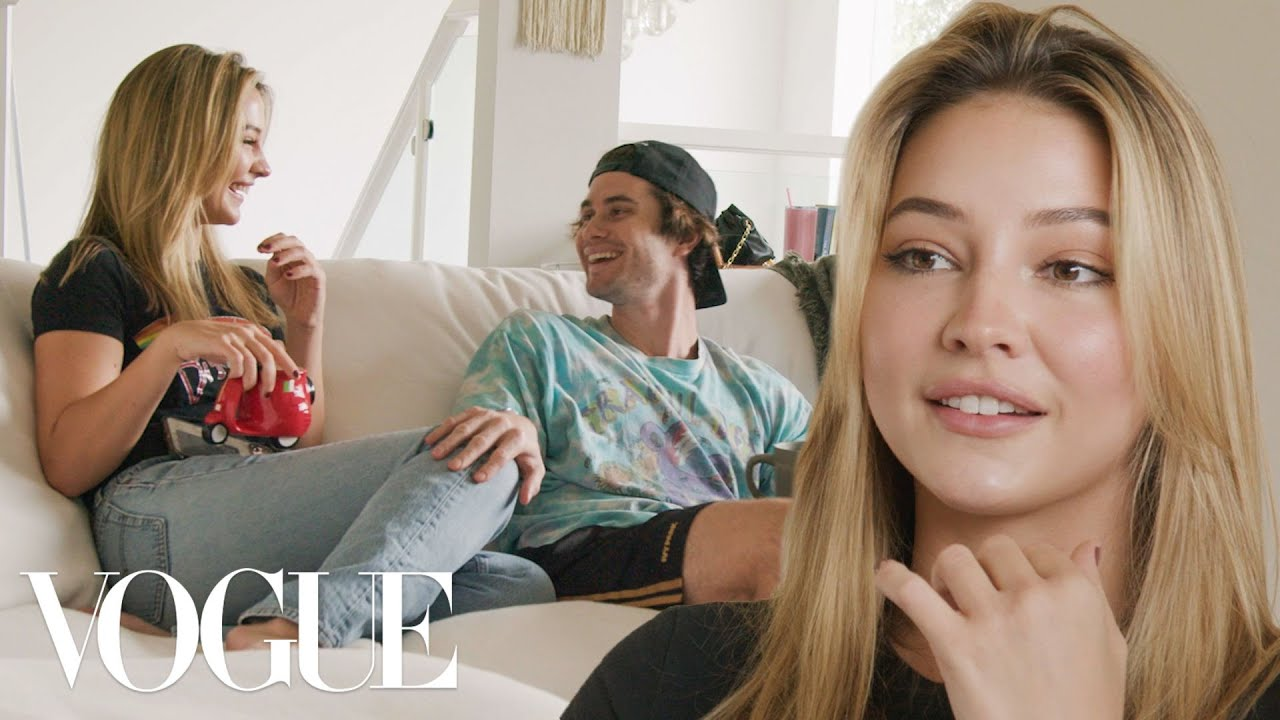 Download 24 Hours With Madelyn Cline | Vogue