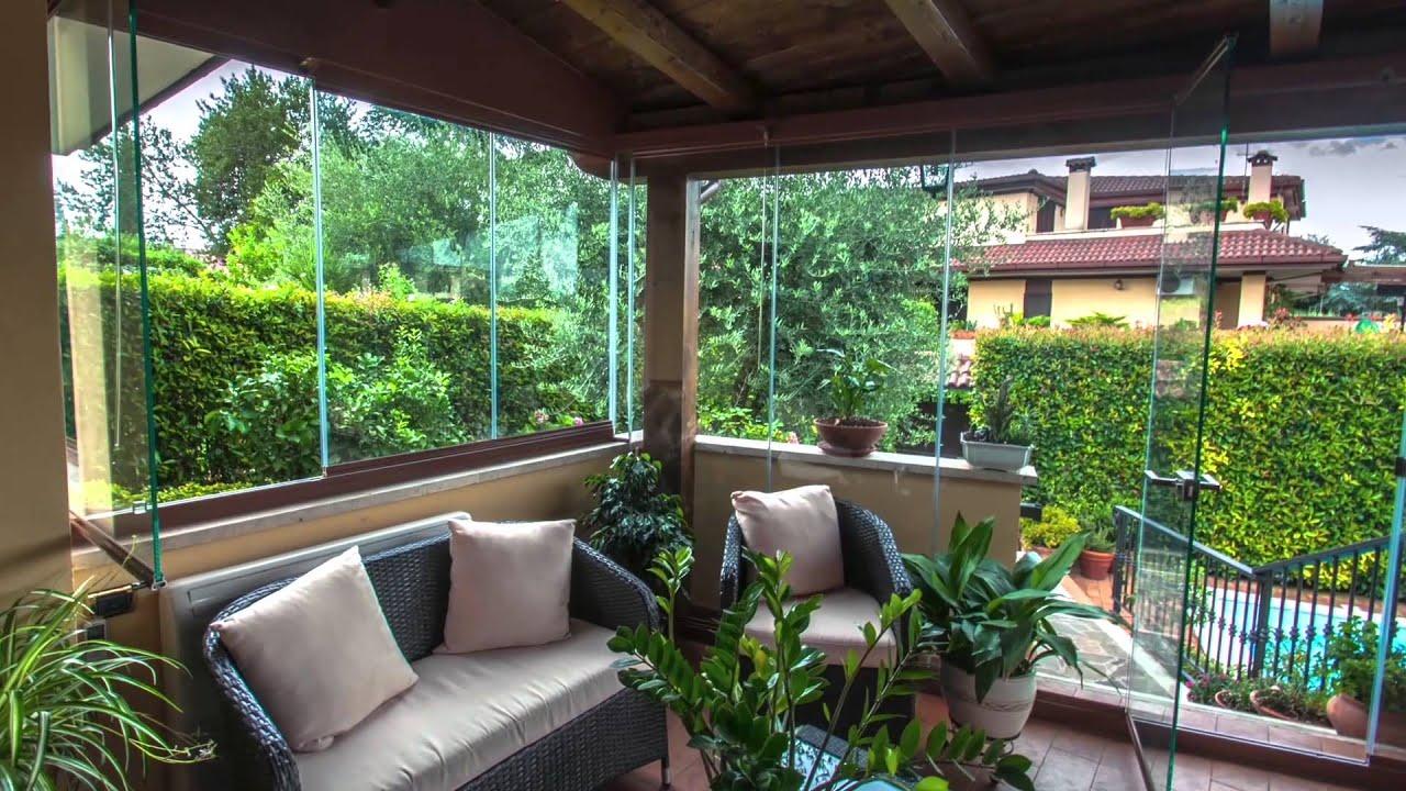 Coperture panoramiche per spazi all 39 aperto for Idee per terrazzi fioriti