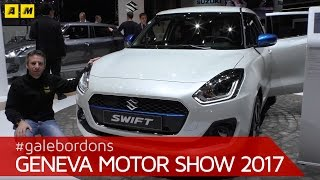 Nuova Suzuki Swift, la
