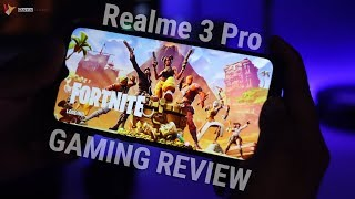 Realme 3 Pro Gaming Review with PUBG Mobile , Fortnite & Asphalt 9 | HINDI | Data Dock