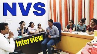 Jawahar #Navodaya #Vidyalaya #NVS #teacher interview