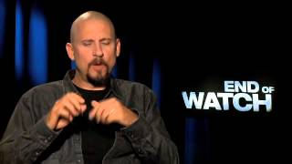 """Director David Ayer Explains """"End Of Watch"""""""