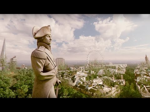 Trafalgar Square In The Forest - In The Forest Of The Night - Doctor Who - BBC