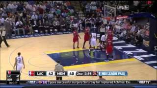 Blake griffin zach randolph fight compilation