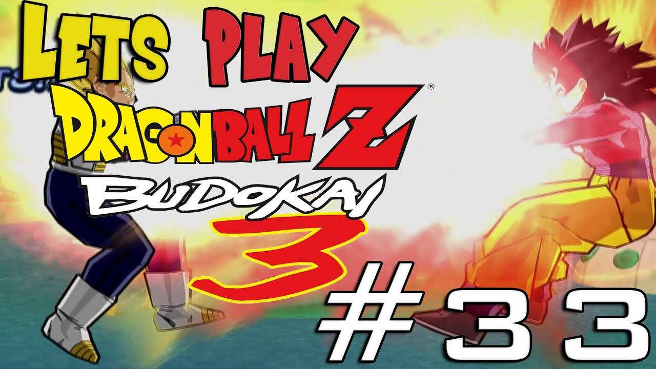 Die Power des vierfachen Super Saiyajin - Dragon Ball Z: Budokai 3 #33 [Deutsch][HD]