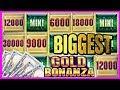 💰 MY BIGGEST GOLD BONANZA HITS 💰 OVER $5000 in WINS ➡ EZ Life Slot Jackpots