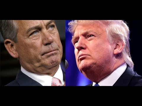 RIGHT AFTER ATTACKING TRUMP JOHN BOEHNER JUST GOT THE WORST NEWS OF HIS LIFE!