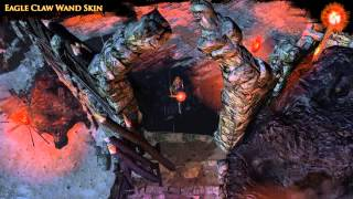 Path of Exile - Eagle Claw Wand Skin