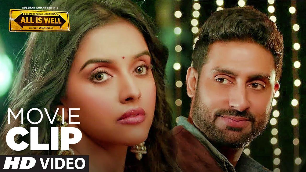 Maine Tumhe Chance Diya Tha... | ALL IS WELL | Movie Clip | Abhishek Bachchan, Rishi Kapoor, Asin