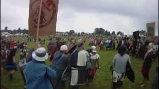 Drachenfest 2012 Helmcam Endschlacht Teil 5 - Der Diebstahl von La Boom, Abzug des Roten und Sieg