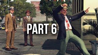 LA Noire Remastered Gameplay Walkthrough Part 6 - SLIP OF THE TONGUE