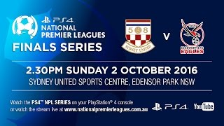 Sydney United vs Edgeworth Eagles full match